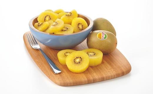 Zespri SunGold Kiwifruit Schaaltje met kiwi