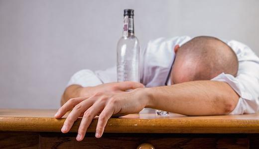 alcohol alcoholmisbruik dronken