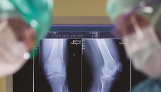 gewrichtsprothese chirurgie