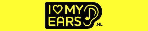 I love my ears, logo
