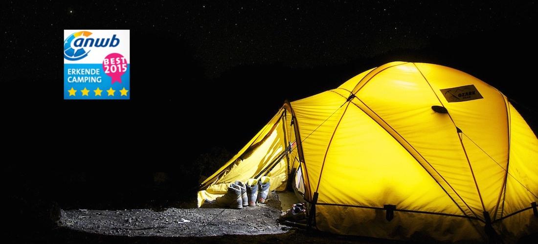 ANWB Best Erkende Camping 2015