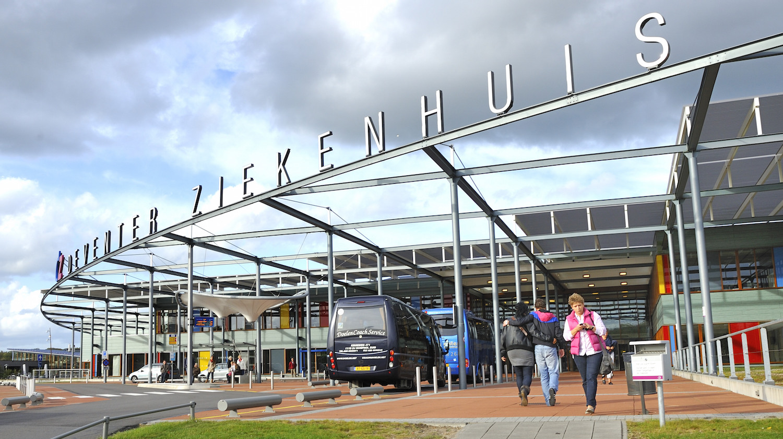 Deventer Ziekenhuis hoofdingang
