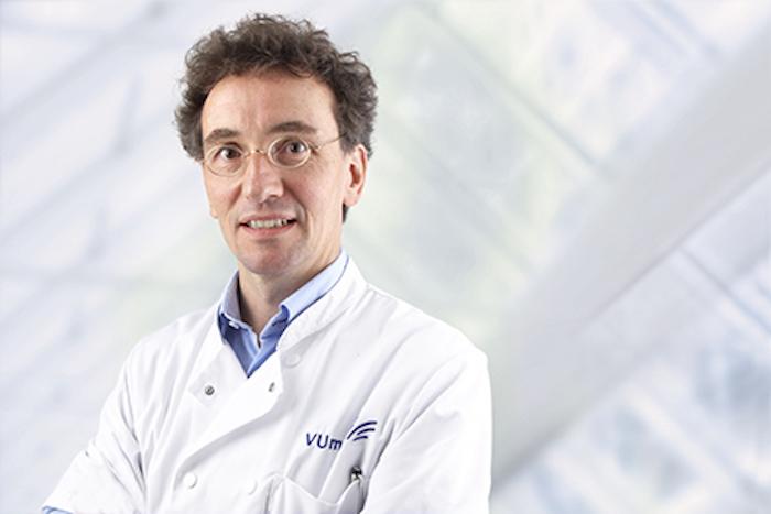 Dermatoloog Thomas Rustemeyer