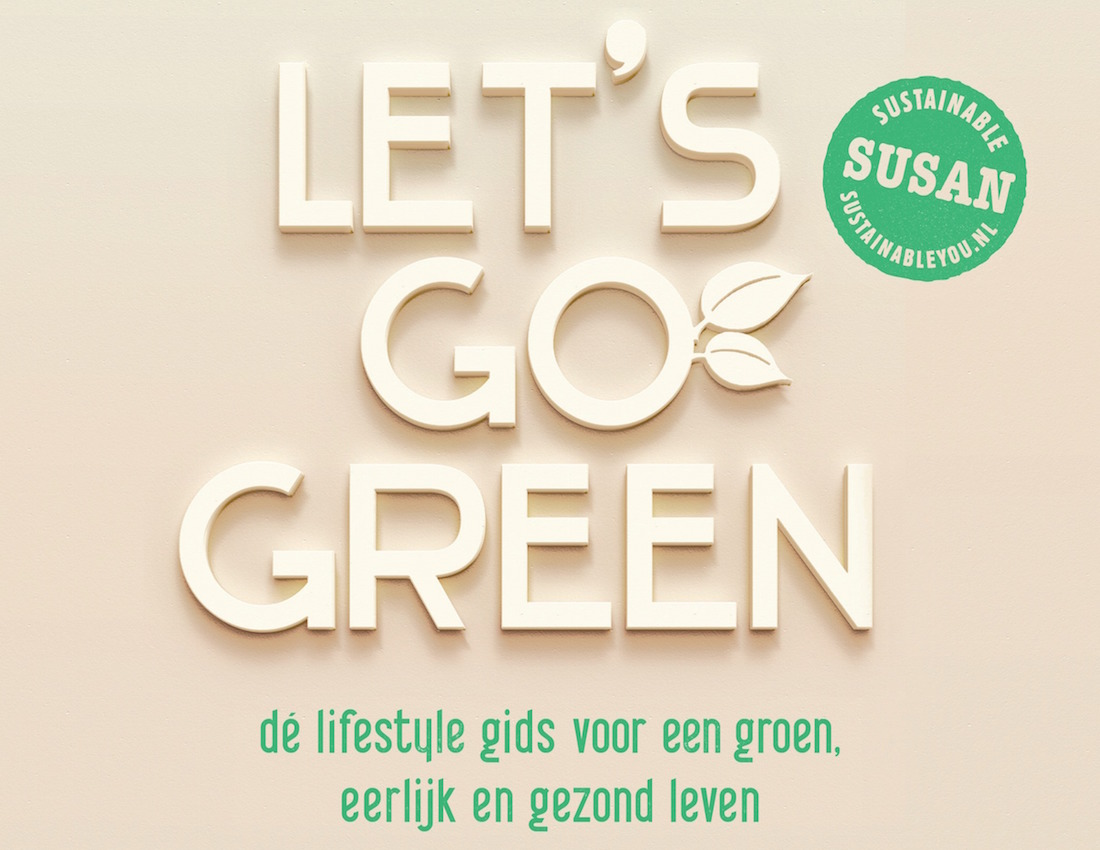 Let's Go Green Sustainable Susan