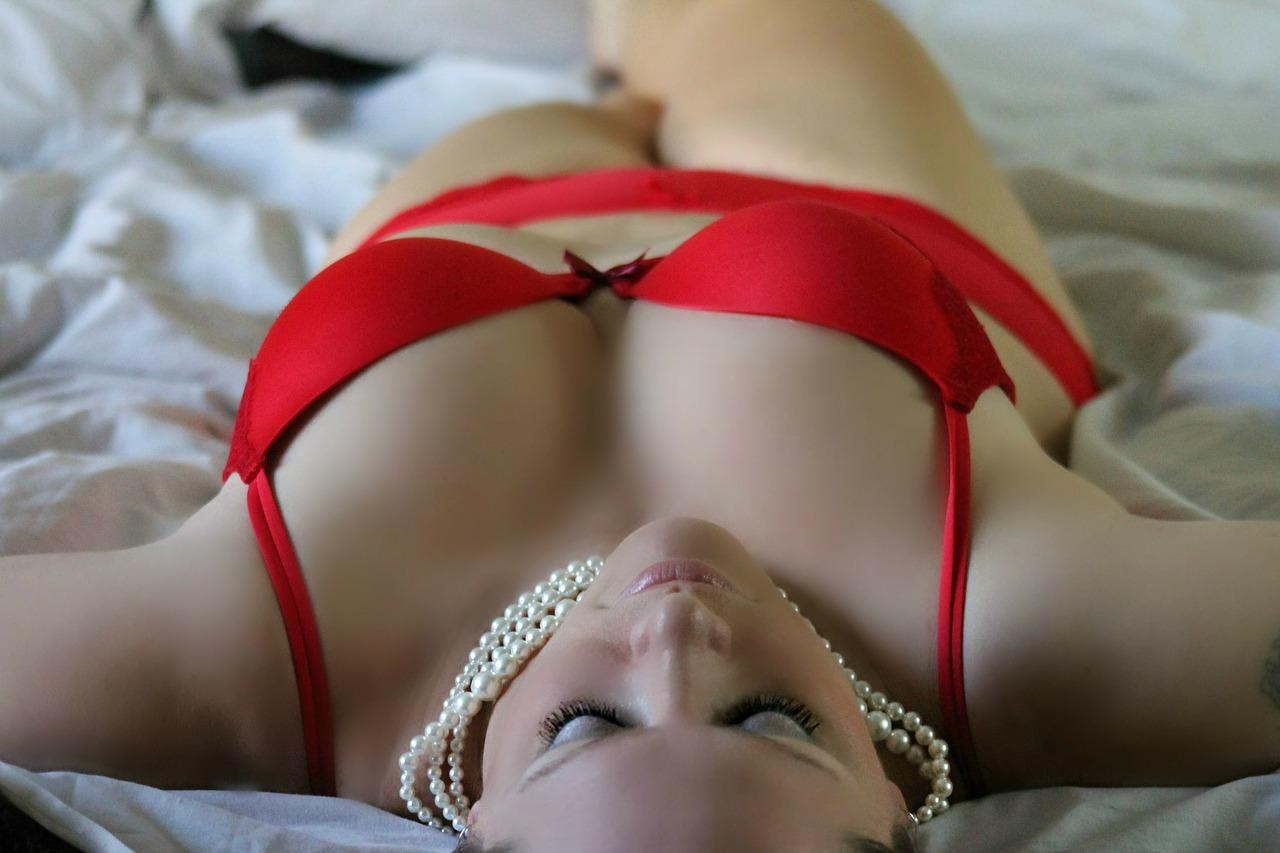Vrouw erotiek