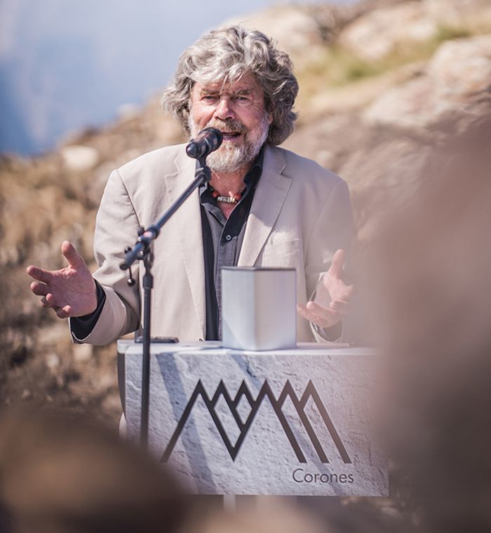 Reinhold Messner MMM Corones