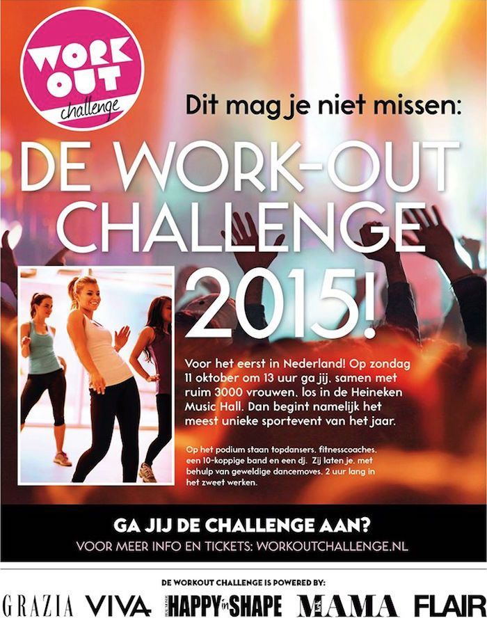 Workout Challange 2015