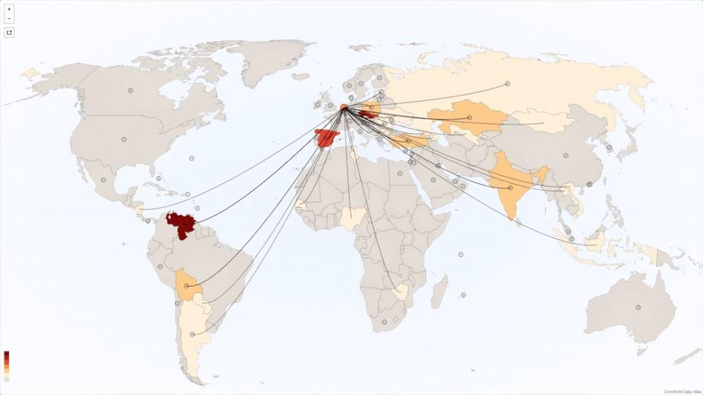 Alle ISDS zaken die ooit vanuit Nederland gevoerd zijn