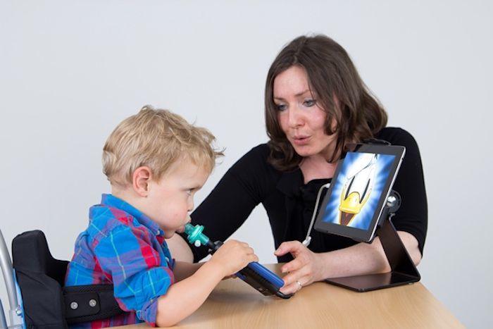 Groovetub helpt kinderen beter ademen