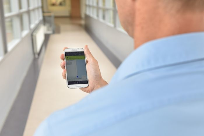 Westfriesgasthuis WFGwegwijzer navigatie-app