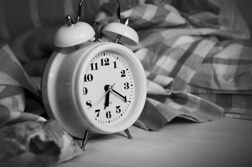slaapproblemen jongeren