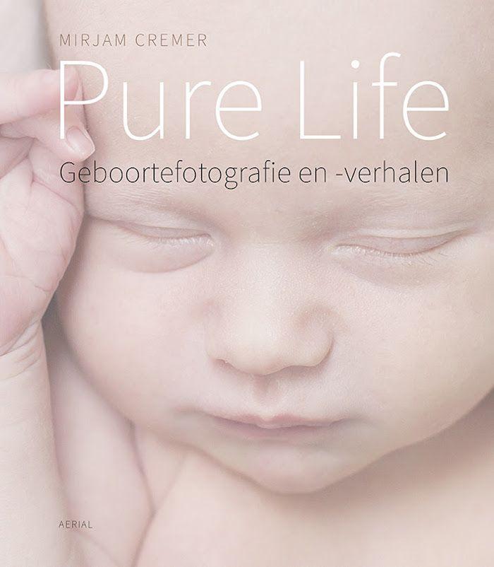 Pure Life Geboortefotografie en -verhalen