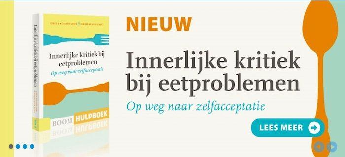 Innerlijke kritiek bij eetproblemen, Greta Noordenbos, Marieke ten Napel
