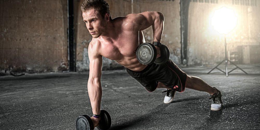 fitness, push up