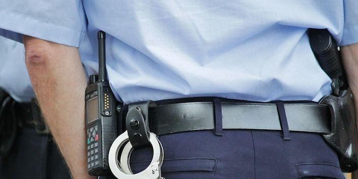 politieagent, uniform