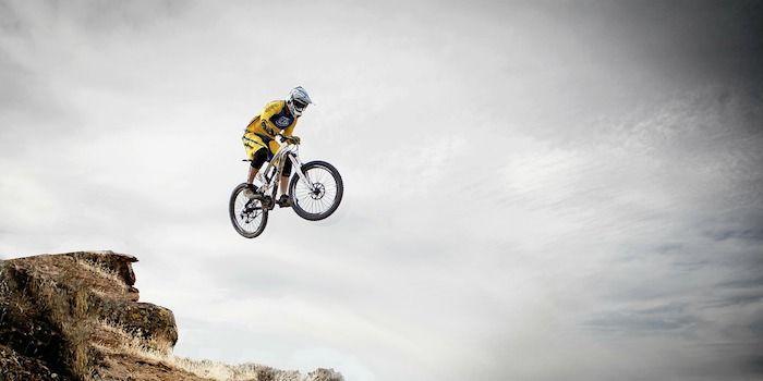 BMX extreme sports