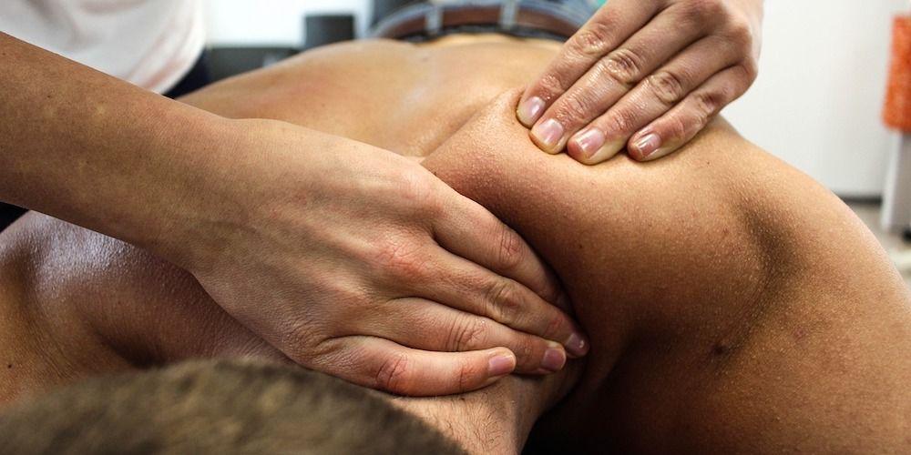 chiropractor schouderklachten