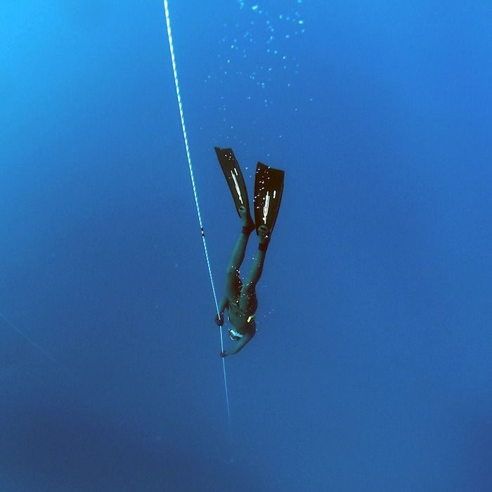 freediving extreme sports