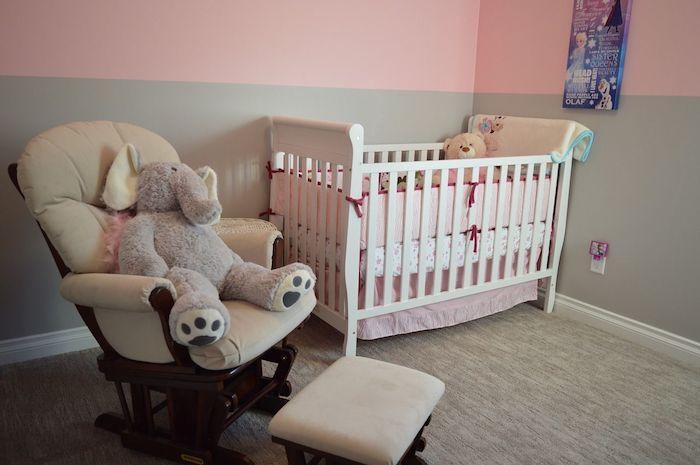 babykamer, babybedje