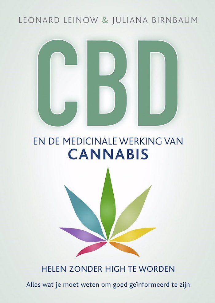 CBD en de medicinale werking van cannabis - Leonard Leinow, Juliana Birnbaum - Boekcover