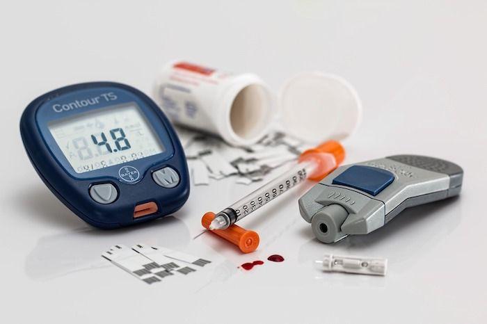 diabetes materialen