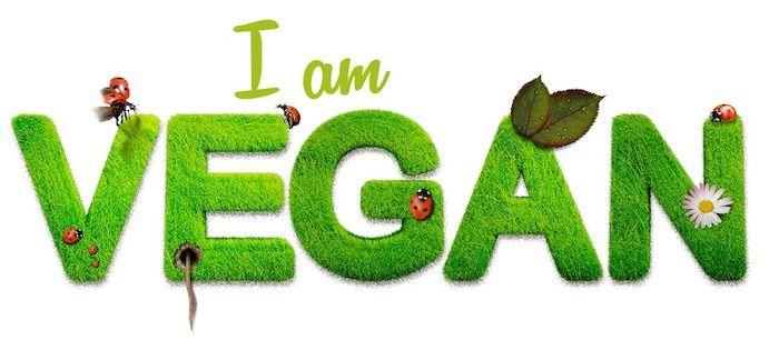 i am vegan