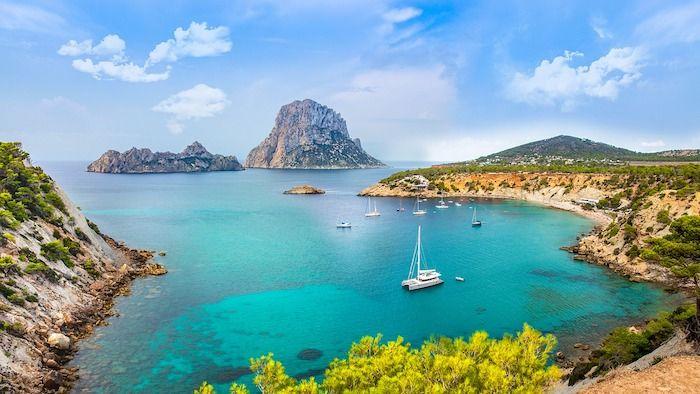 Ibiza zee baai