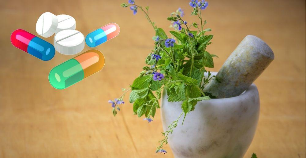 wisselwerking medicijnen kruidenproducten