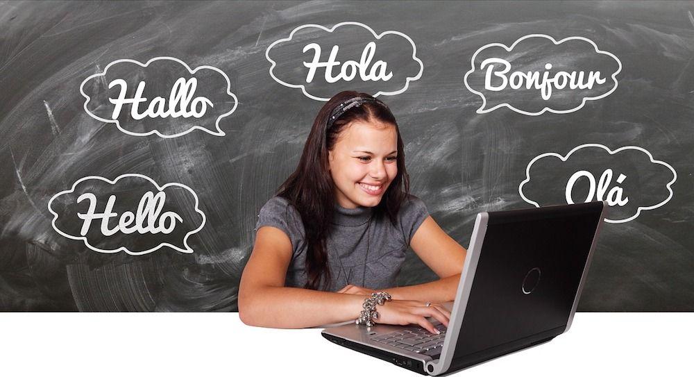 vreemde taal leren
