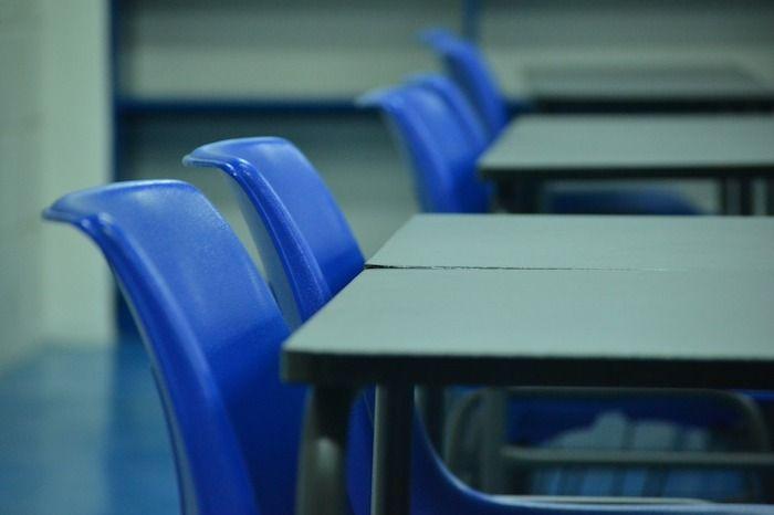 school klaslokaal