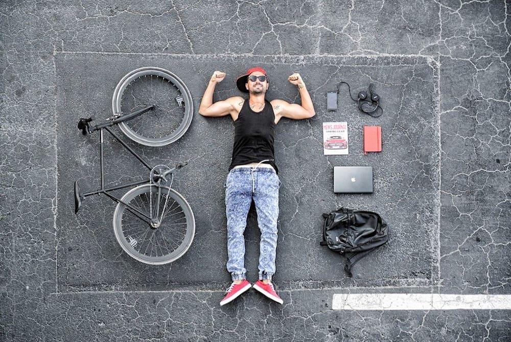 Hoeveel calorieën verbrand je op de fiets