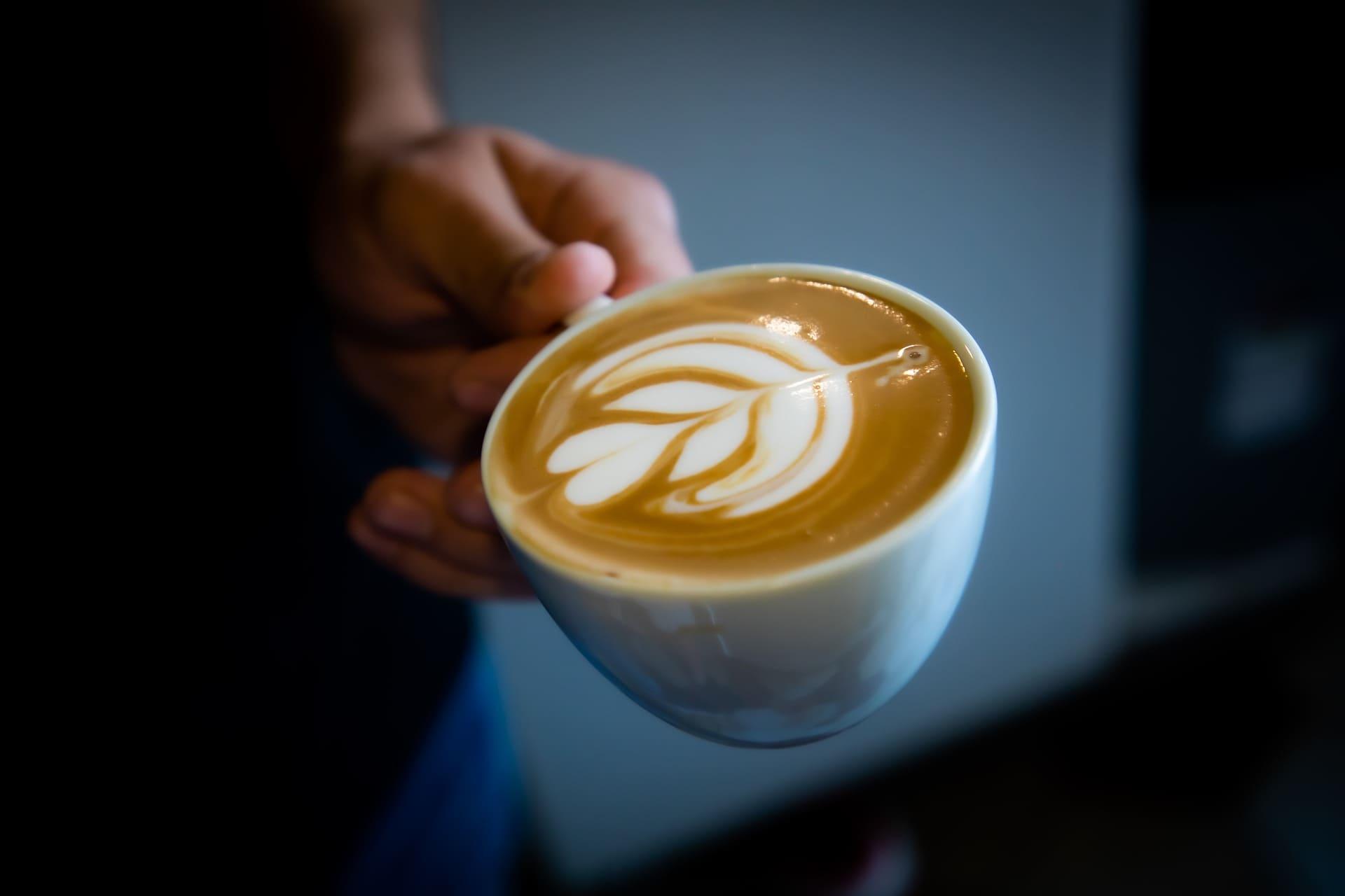 Koffie is belangrijk op kantoor