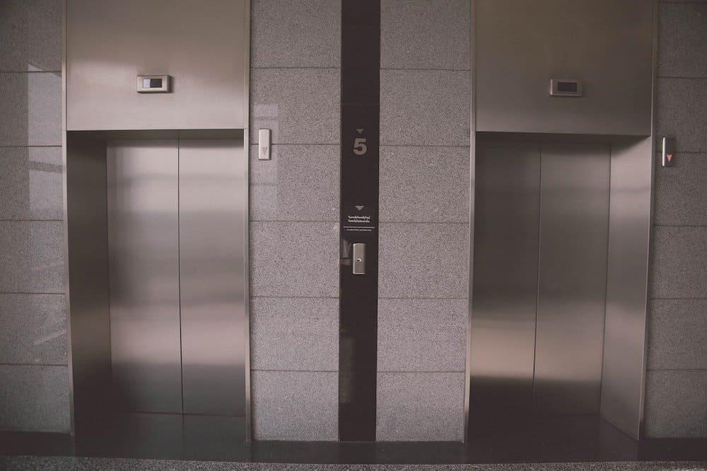 liftcabine liftdeuren