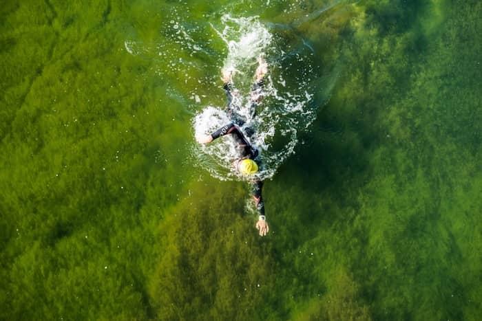 thriathlon zwemmen
