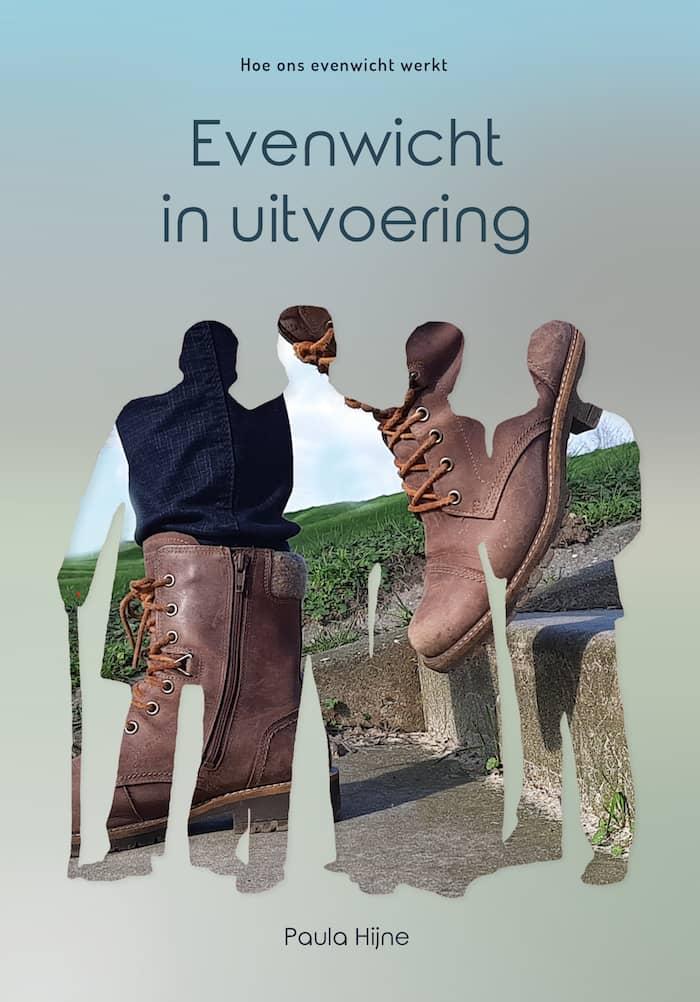 Evenwicht in uitvoering, Paula Hijne, boek