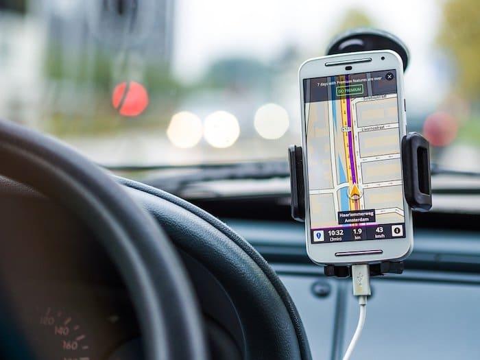 navigatie auto