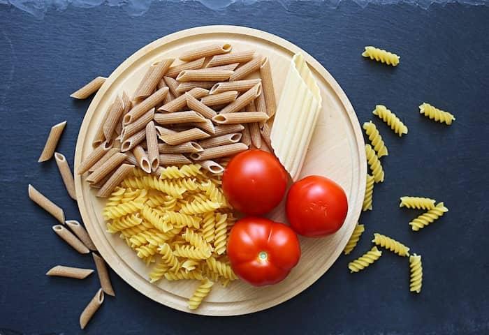 pasta volkoren