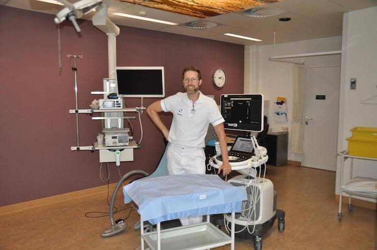 Dr. Vrooman, uroloog